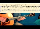 BOHEMIAN RHAPSODY - Tutorial for Guitar (TABS and Score)