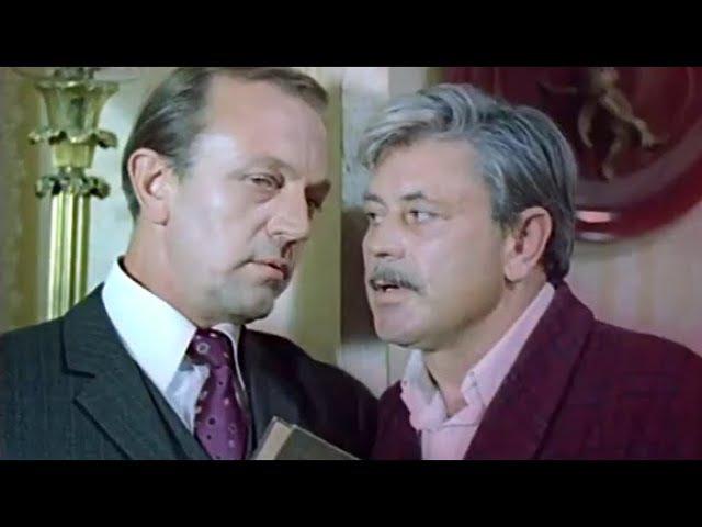 Где ты был Одиссей 1978 2 серия Военный фильм о ВОВ Золотая коллекция