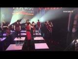 18.10.2009 1nkigayo Supernova &amp T-ARA Time To Love 2