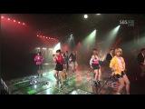 01.11.2009 1nkigayo Supernova &amp T-ARA Time To Love 2
