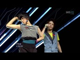 Time To Love-T-ara ft  SuperNova-Time To Love-SBS Inkigayo-HD 720p
