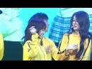 [fancam/직캠] 141225 T-ARA/티아라 - YaYaYa/야야야 (Boram focus/보람 초점) Dear My Family Concert