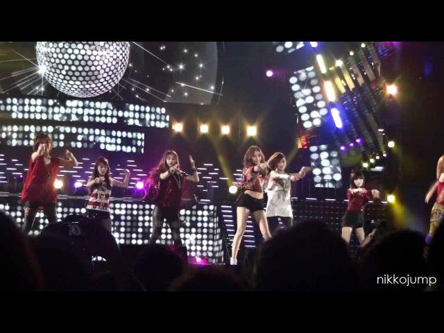 [Fancam] 120407 T-ara - Bo Peep Bo Peep Roly Poly @ KMW in BKK 2012