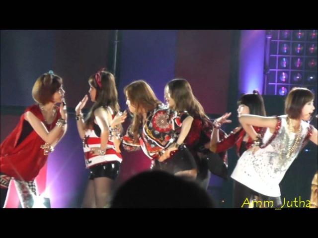 [Fancam] 120407 T-ARA - Bo Peep Bo Peep @ KMW 2012