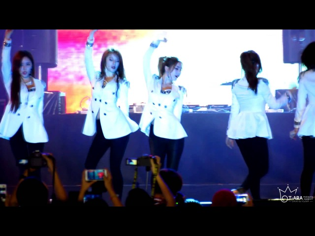 2015.03.29 T-ARA @ Danga Bay, Johor - Why Are You Being Like This [1080p].mp4