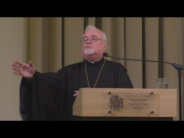 о. Іван Дацько - Патріарх Йосиф і українське богословя