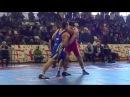 Gobadze Tsirekidze 1 4 Final GR 80 kg Georgian Championip 2016 non Olympic