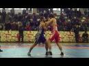 Gobadze TCHKUASELIDZE 1 2 Final GR 80 kg Georgian Championip 2016 non Olympic cat