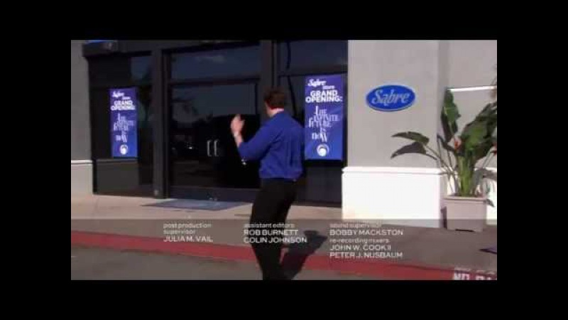 The Office Jim Sign Twirl