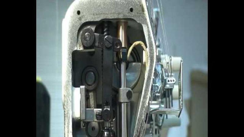 ремонт швейной машины распошивалка (плоскошовная) полная версия