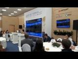 Представление Президента Путина на ПМЭФ 2017