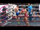 Muay Thai Sangmanee vs Superlek แสงมณี vs ซุปเปอร์เล็ก Rajadamnern Stadium Bangkok 6 4 17