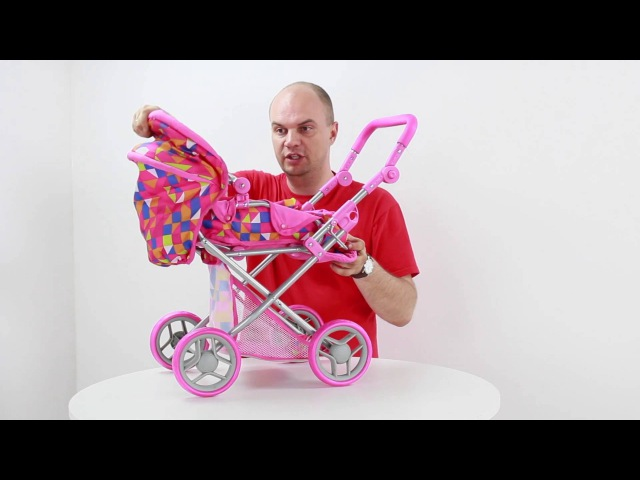 Коляска для кукол Melogo 9346 Мелого