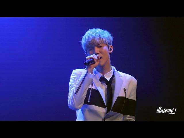170422 LIVE MEET IN TAIWAN 不為誰而作的歌 Twilight cover JIHUN ver