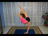 Как научиться делать затяжку (кольцо)затяжка, задний захват! Гимнастика. Gymnastics