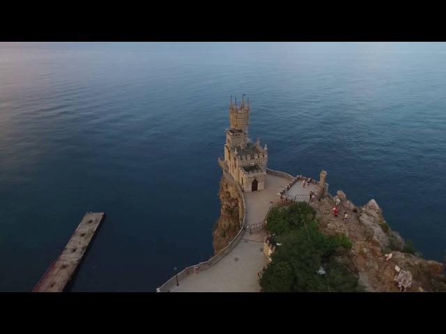 Крым с квадрокоптера
