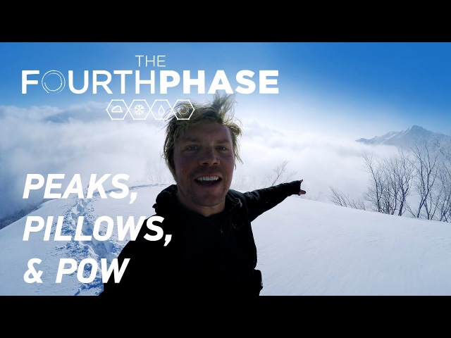 The Fourth Phase with Travis Rice - Ep. 3 JAPAN: Peaks, Pillows Pow