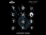 Анимация обложки релиза нового трека Vincent Vega - TTS