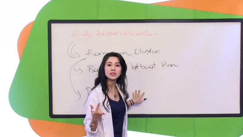 7.Sınıf Sosyal Bilgiler Kitle İletişim Araçları