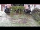 Изготовление гилли (Ghillie suit). Урок 3. Маскировочная обмотка УДАВ