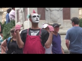 gReY the MIME. summer Florence