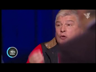 Саакашвили против Червоненко