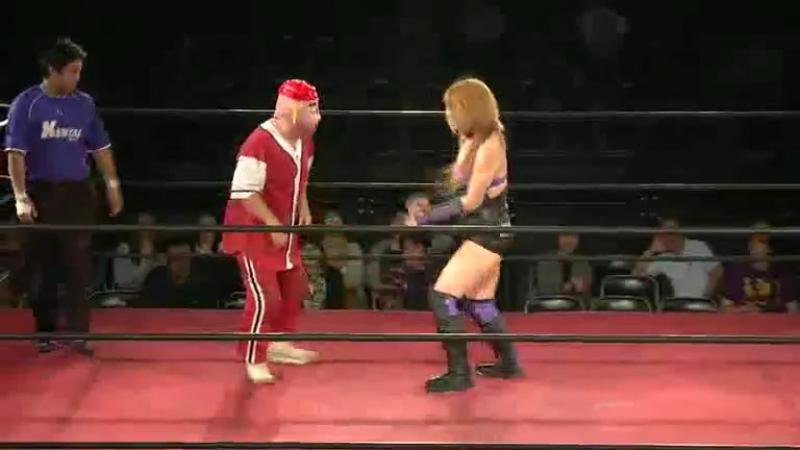 Hiro Tonai, Bambi vs. Kikutaro, Ami Kanda (KAIENTAI Dojo) » Freewka.com - Смотреть онлайн в хорощем качестве