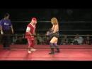 Hiro Tonai, Bambi vs. Kikutaro, Ami Kanda (KAIENTAI Dojo)