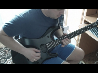 Eric johnson - east wes (cover)
