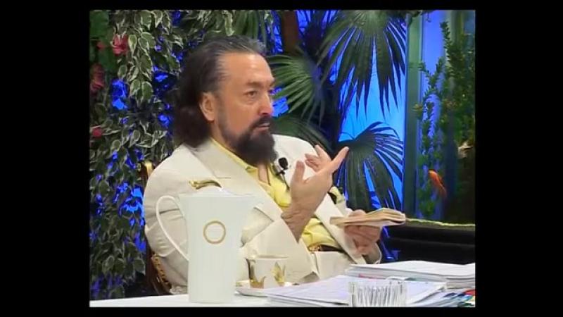 Sayın Adnan Oktar'ın Bediüzzaman Said Nursi Hazretleri'ni anlatıyor