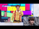 [SPECIAL] 170612 Реакция парней на танец <Oh Little Girl> на двойной скорости @ Mnet Official