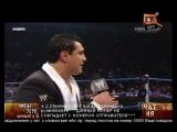 [WWE QTV]Cамці-Савців.Weekly.TheBlue.Friday.Night.Smackdown[16.10.2010]QTV