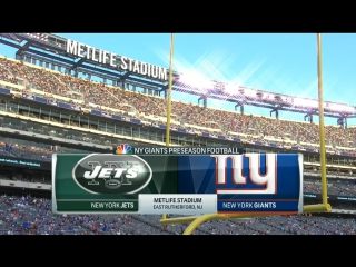 NFL 2017-2018 / PS / Week 03 / New York Jets - New York Giants / Condensed Games / Сжатые игры / EN