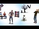 Квартальный тизер The Sims 4 -- 1 квартал 2017 года