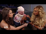 WWE SmackDown Live Carmella Takes Care of James Ellsworth