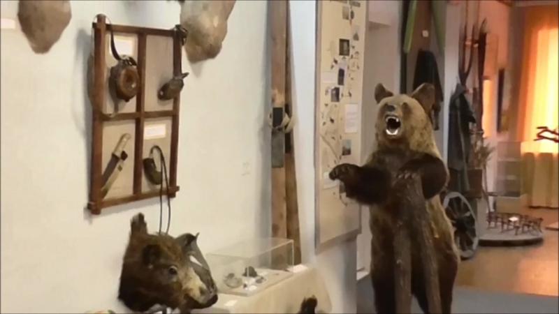 Верхнепышминский исторический музей-зарисовки времени