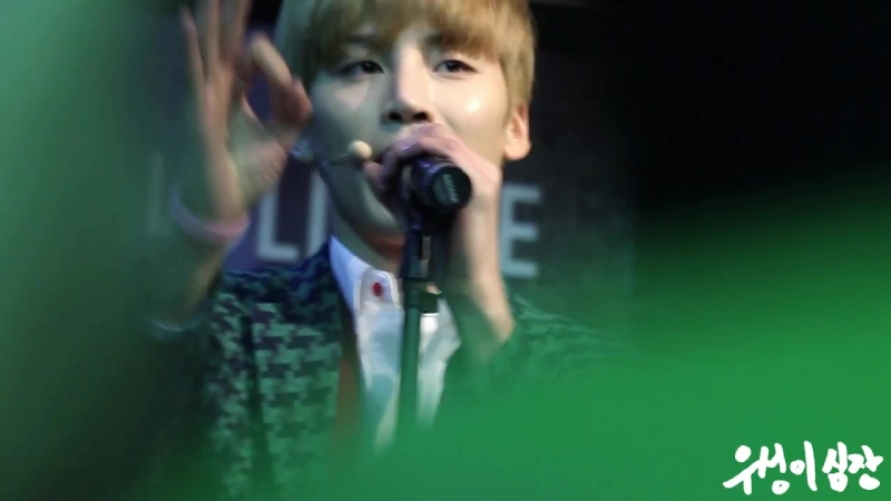 [FANCAM] 151129 SNUPER - Hyde Jeckyll (Woosung Focus) @ Dongdaemun's Project