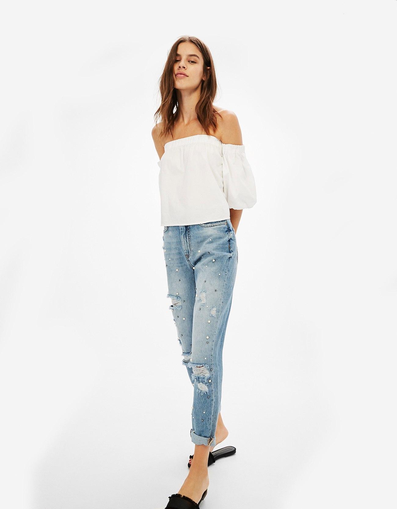 Fit джинсы