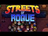 Играем в Streets of Rogue - опасная прогулка в пиксельном мире