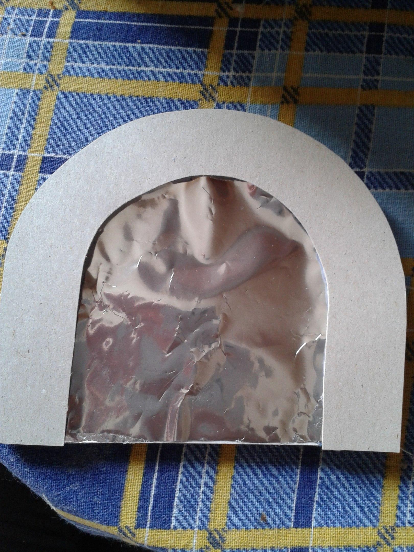 Продолжаю ваять мебель для Барби. Туалетный столик и небольшой МК как сделать зеркало... ОЧЕНЬ много букв!!!