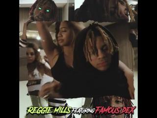 Превью:  Reggie Mills — «Be Cool» (Feat. Famous Dex)