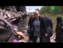 Авария поезда в ХМАО: эвакуация пассажиров