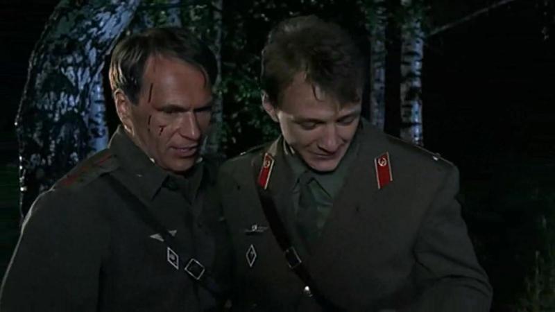 Граница Таежный роман 1 Часть (2000) BDRip 720p [vk.com/Feokino]