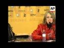 Diane Keaton appears to break down in tears