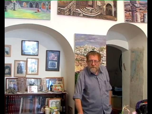 Экскурсия в Хевроне, в гостях у Шмуэля Мушника