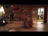 T-Rex в офисе Google Россия
