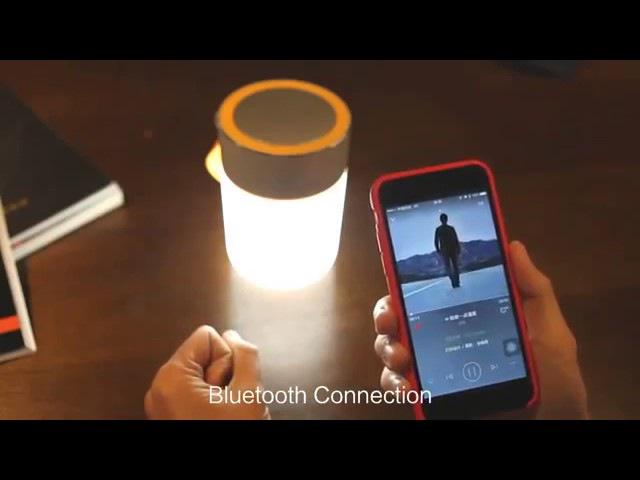 Bluetooth колонка портативная Rock Mulite S (II) Bluetooth Speaker