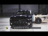 Ford MUSTANG 2017 - Crash Test (2/5 STARS)