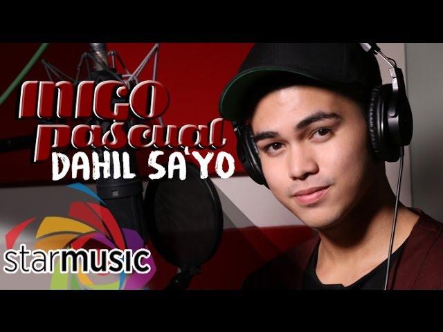 Inigo Pascual Dahil Sa'yo Official Lyric Video