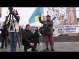 Одержимые националисты Украинец тут господин, все прочие - падлюки